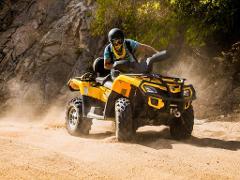 Cabo ATV Candelaria Beach & Desert Tour