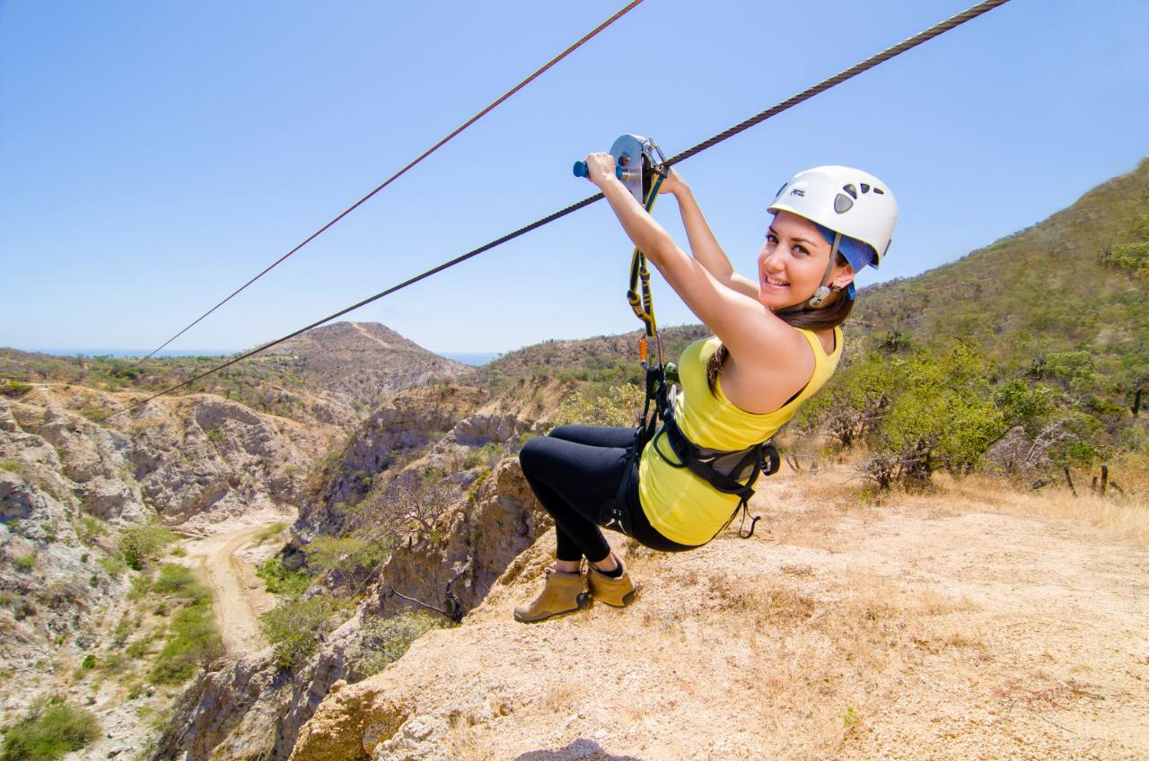 Canyon Zip Line Adventure