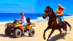 COMBO ATV Tour and Horseback Ride