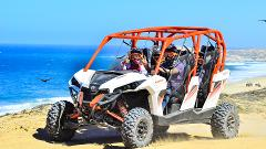 NEW Margaritas UTV Desert and Beach Tour