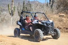 NEW Margaritas UTV Desert and Beach Tour