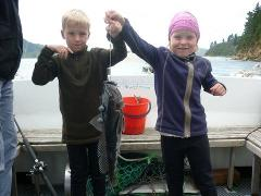 Fishing Charters – in the Queen Charlotte Sounds