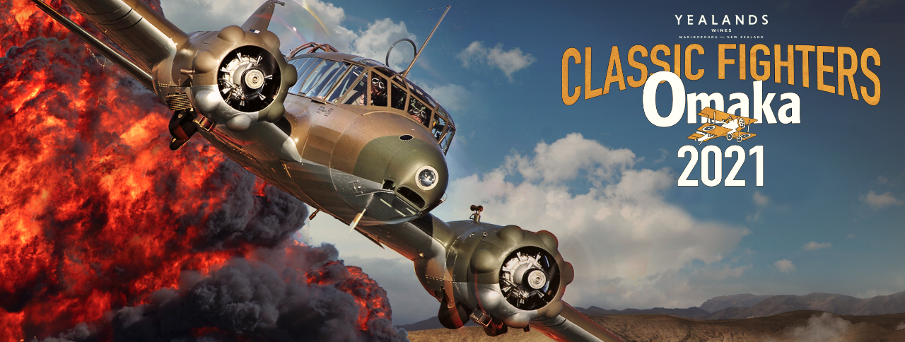 Classic Fighters 2021 - Return Picton
