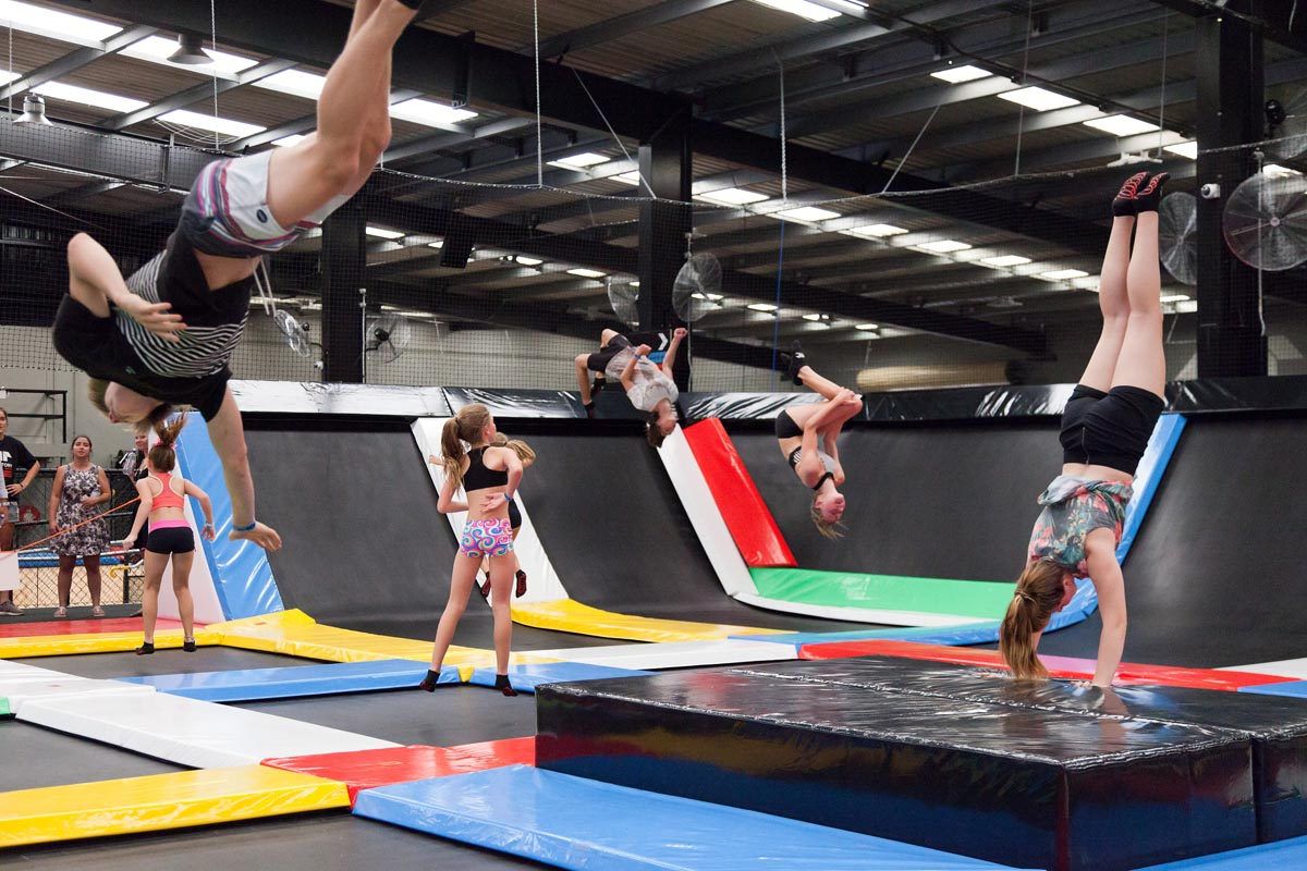 Air Factory Trampoline Pass