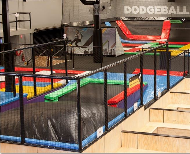 Mini Air Factory for Junior Jumpers