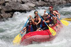 Happy Hour Rafting