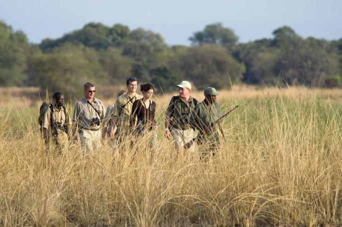 The Mobile Walking Safari