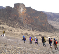Luxury Machame Kilimanjaro Climb