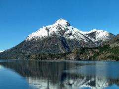 Cerro Tronador & Black Glacier