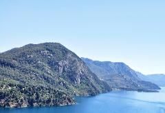 Seven Lakes to San Martin de los Andes