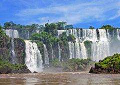 Brazilian Falls & Duty Free