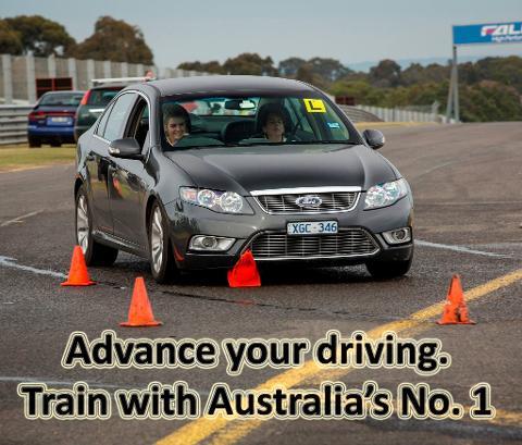 Level 1 Defensive Driving Course, Wangaratta Saleyards
