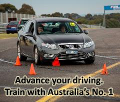 Level 1 Defensive Driving Course, Wangaratta Saleyards