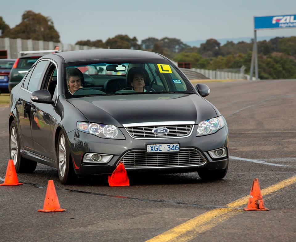 Level 1 Defensive Driving Course Adelaide International Raceway, Virginia SA