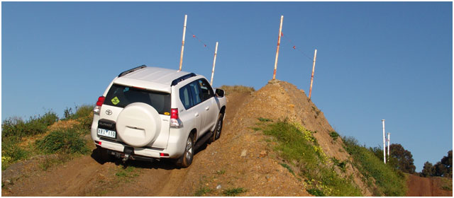 Gift Voucher - 4WD Driver Training Course
