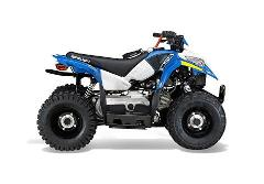 Polaris Outlaw 50 Quad Rider Package