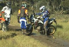 Level 3 - West Moto Adventures Off-Road Training with Suzuki DR-Z400E