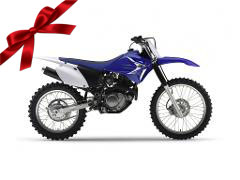 Yamaha TTR230 Rider Package Gift Card