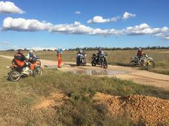 Level 2 - West Moto Adventures Off-Road Training with Yamaha TTR230