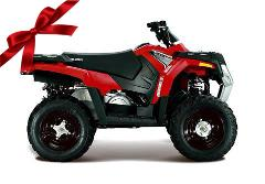 Suzuki Ozark 250 Quad Rider Package Gift Card