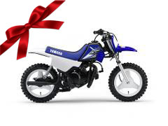Yamaha PW50 Rider Package Gift Card