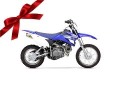 Yamaha TTR110 Rider Package Gift Card