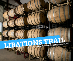 LIBATIONS TRAIL