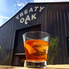 Treaty Oak Distillery Tour