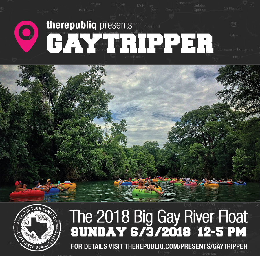 BIG GAY RIVER FLOAT