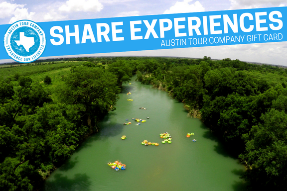 Austin Tour Company Gift Card