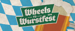 WHEELS TO WURSTFEST - AUSTIN
