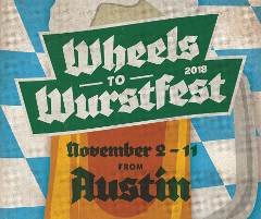 WHEELS TO WURSTFEST