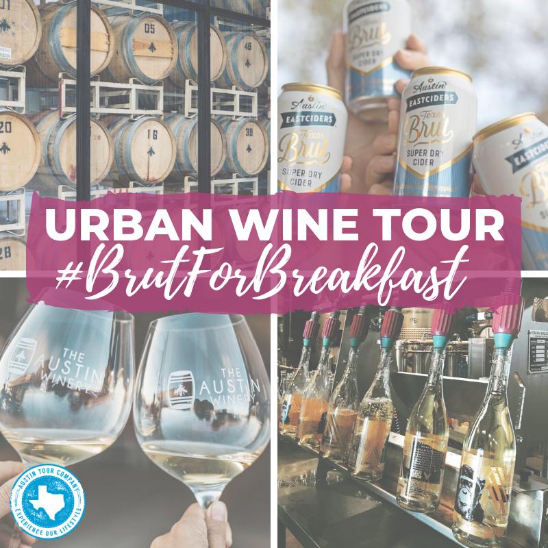 URBAN WINE TOUR: #BrutForBreakfast