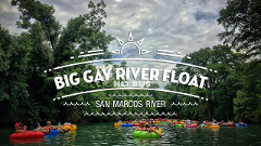 BIG GAY RIVER FLOAT - NO BUS