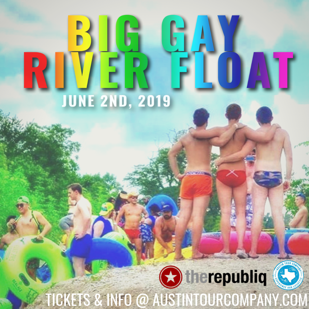 BIG GAY RIVER FLOAT