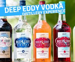DEEP EDDY VODKA DISTILLERY EXPERIENCE