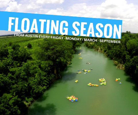 FLOAT THE RIVER!