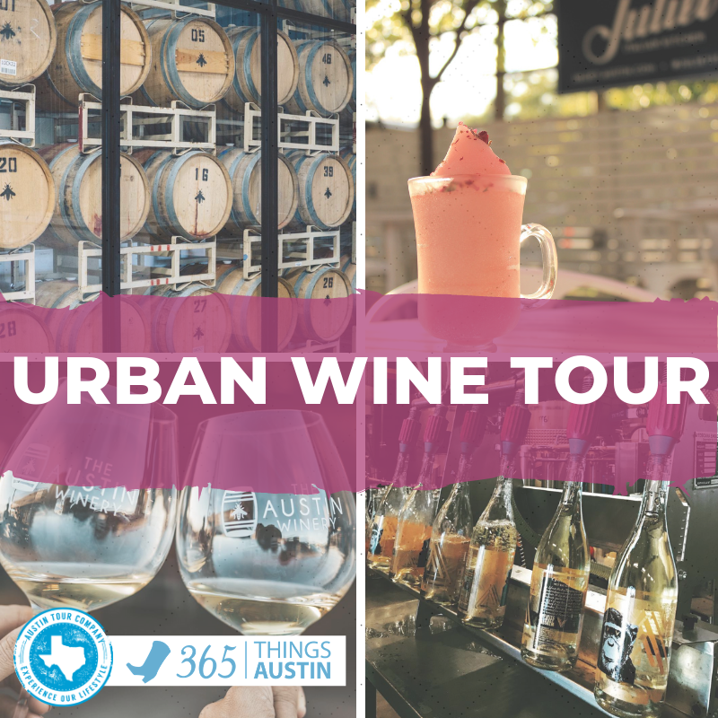 URBAN WINE TOUR