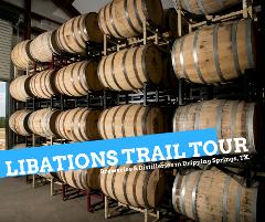 LIBATIONS TRAIL TOUR