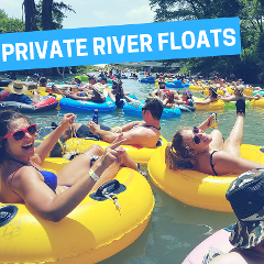 PRIVATE RIVER FLOAT