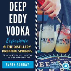 Deep Eddy Vodka Experience