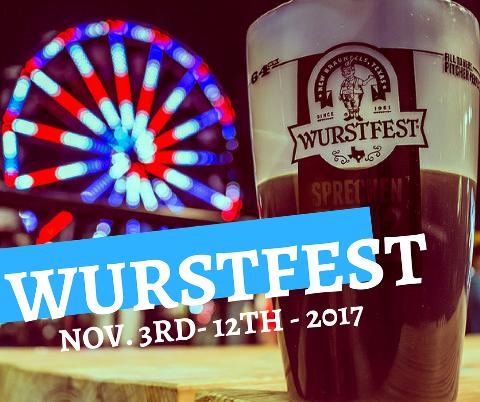 Transportation to Wurstfest!