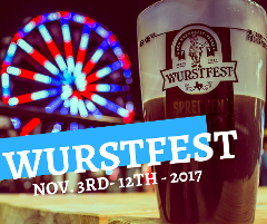 Transportation to Wurstfest!