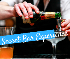 SECRET BAR EXPERIENCE