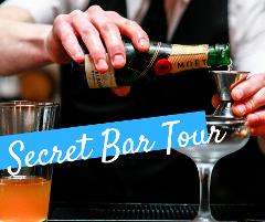 INCLUSIVE SECRET BAR TOUR