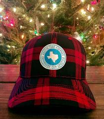 Limited Edition Plaid Holiday Hat