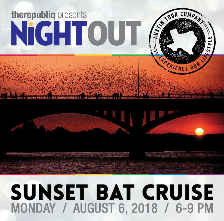 NIGHTOUT Sunset Bat Cruise