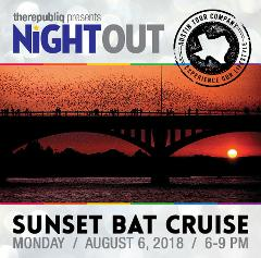 NIGHTOUT Sunset Bat Cruise