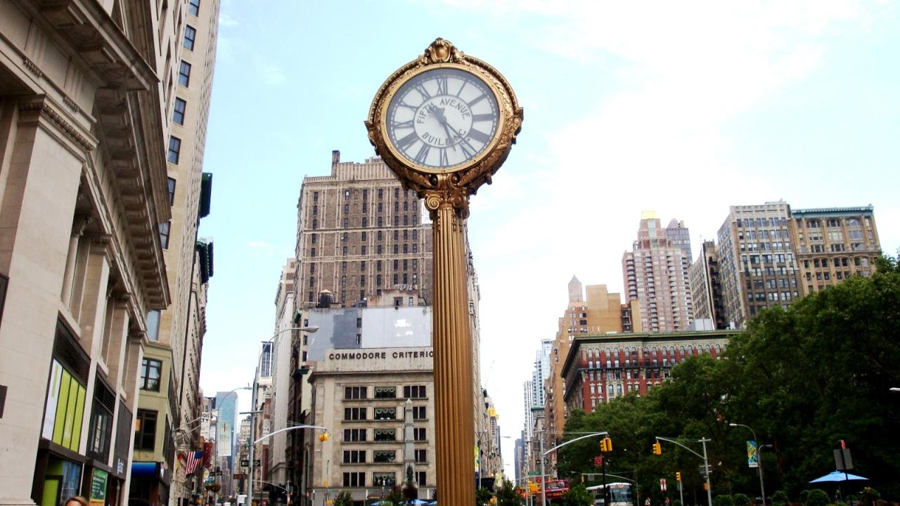 4-hour (2-6 pm) Private Driving Tour of NY City: Upper & Midtown or Midtown & Lower Manhattan (for group 1-5 guests)