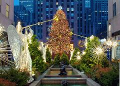 4 hr NY Christmas Lights Tour for 1-5 Guests  from Wednesday 11/29/2017  to Sunday 1/7/2018